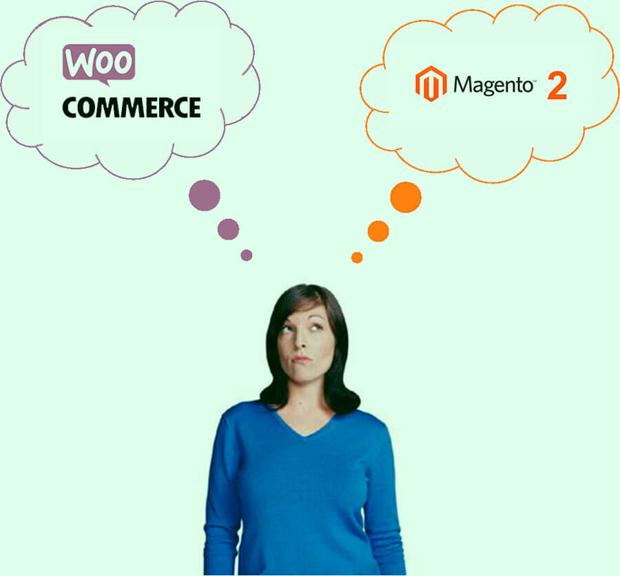 Woocommerce VS Magento 2